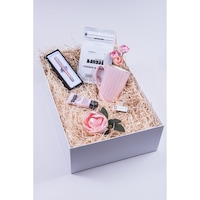 Ajándékcsomag Hölgyeknek, Pinky Office Set