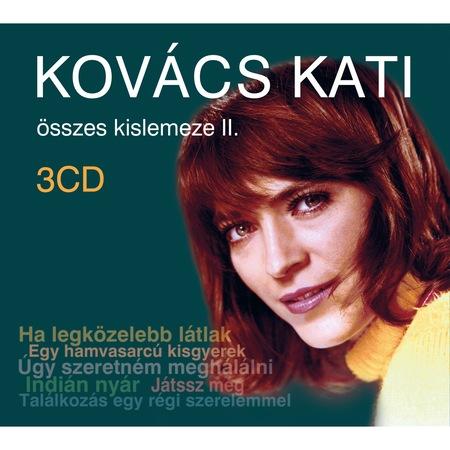 Kovács Kati összes kislemez II.