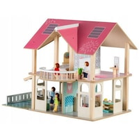 Ecotoys modern mesebeli ház