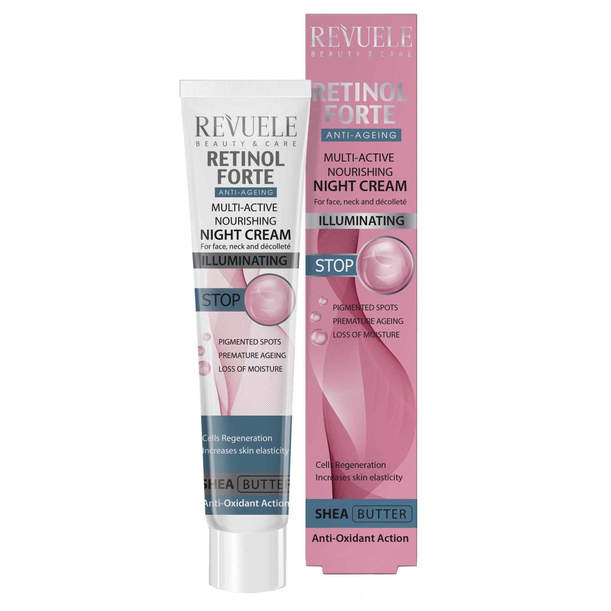 Revuele Retinol Forte Multi-Active Nourishing Night Cream 50ml