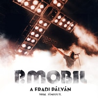 P.Mobil - P.Mobil a Fradi pályán [1994. június 11.]