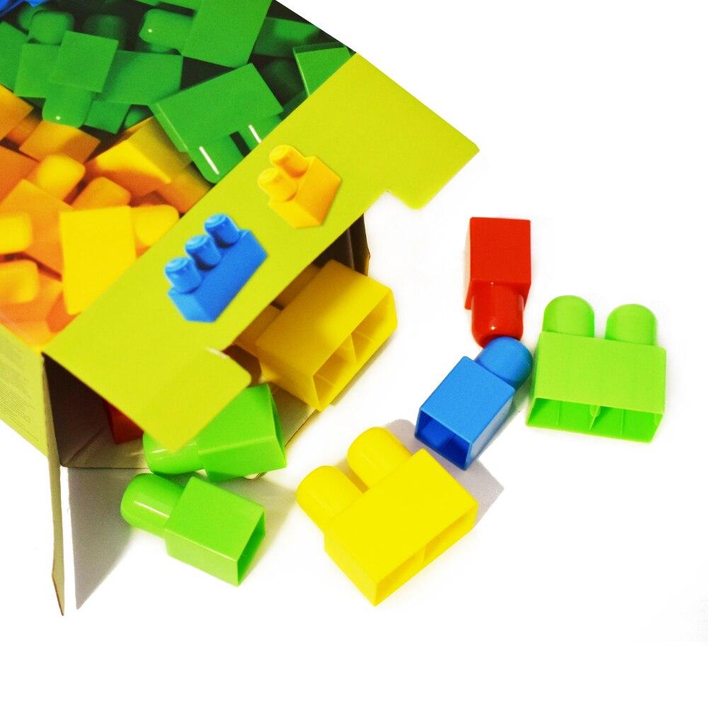 32 darabos óriás, fejlesztő építőkocka készlet 5Zfjil