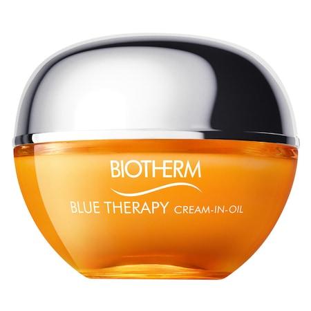 Крем за лице Biotherm, Blue Therapy Cream-in-Oil за нормална и суха кожа, 30 мл