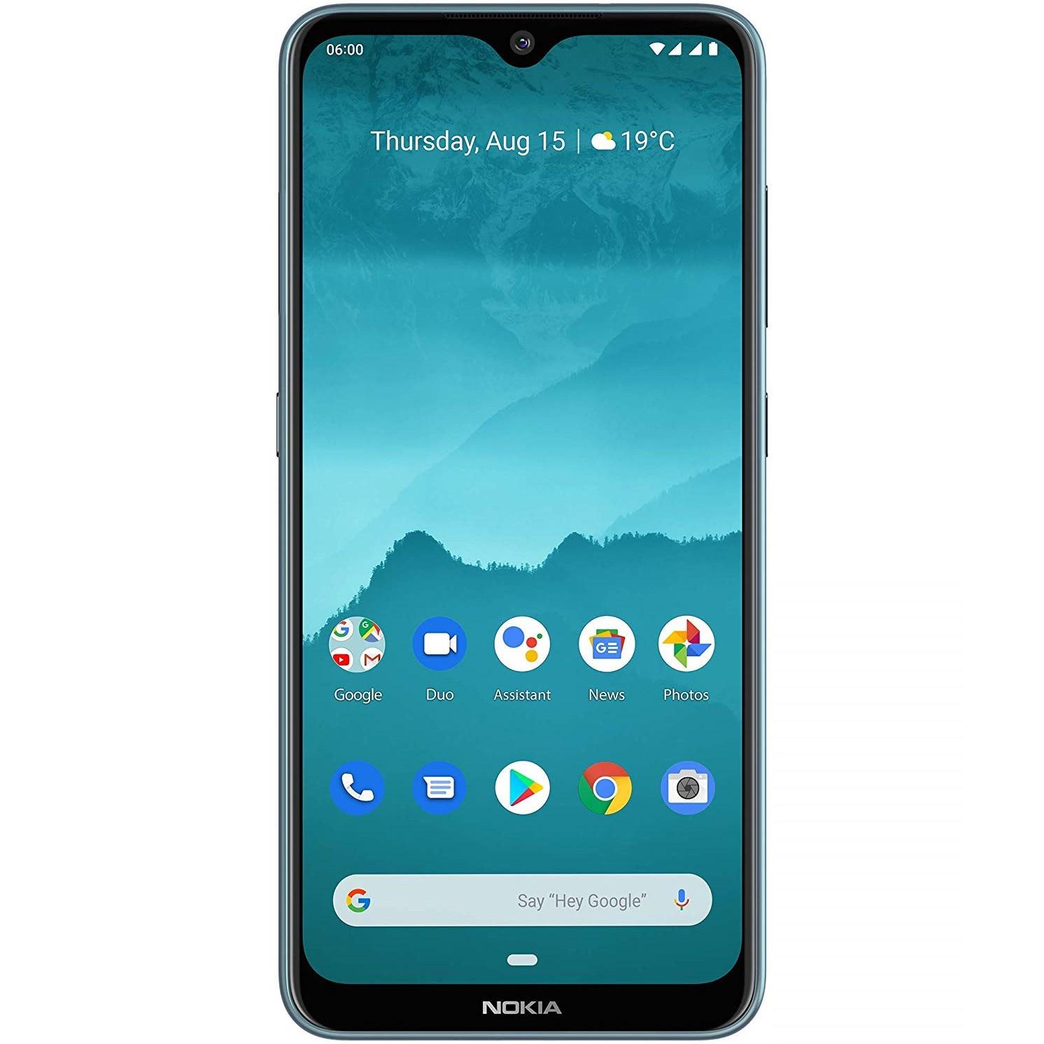 Fotografie Telefon mobil Nokia 6.2, Dual SIM, 64GB, 4G, Ice