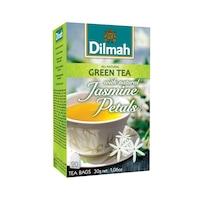Dilmah Tea, Green Tea, Jasmine Petals, 30G