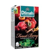 Dilmah Tea, Forest Berry, (Erdei Gyümölcs), 30G