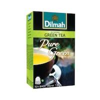 Dilmah Tea, Green Tea, Pure Green, 30G