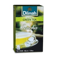 Dilmah Tea, Green Tea, Sencha, 30G