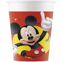 Disney Mickey Pals at Play Papír pohár 8 db-os 200 ml PNN90878