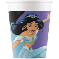 Disney Princess Day Dream, Hercegnők Papír pohár 8 db-os 200 ml PNN90867