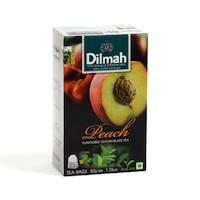 Dilmah Tea,Peach, (Őszibarack), 30G
