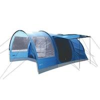 Highlander 4 fős turisztikai sátor Oak Kék