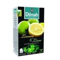 Dilmah Tea,Lemon-Lime, (Citrom-Lime), 30G