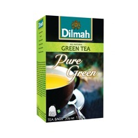 Dilmah Tea, Green Tea, Moroccan Mint, 30G