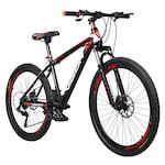 "Vigor Maran Mountain bike 26"" 21 sebességes kerékpár Fekete-piros"