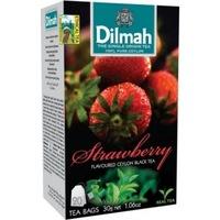 Dilmah Tea, Strawberry, (Eper), 30 G