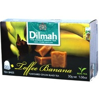 Dilmah Tea, Toffee Banana, 30G,
