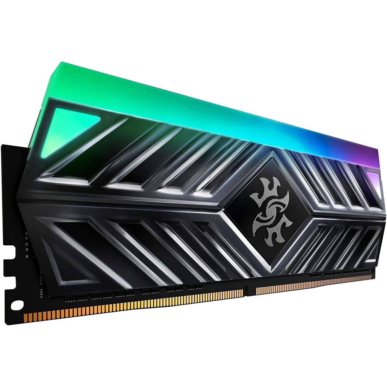 Fotografie Memorie ADATA XPG Spectrix D41 RGB, 16GB (2x8GB) DDR4, 3600 MHz, CL18