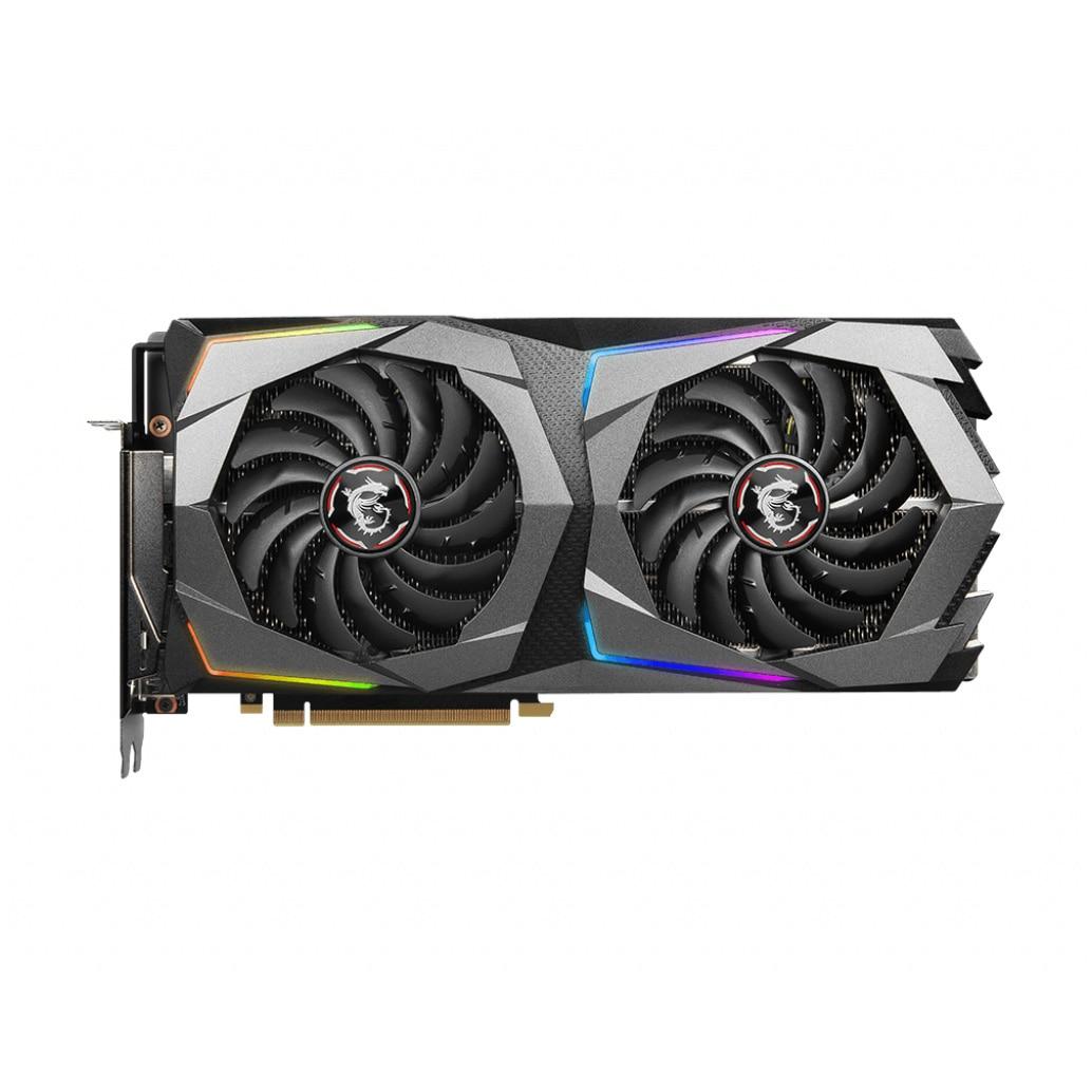 Fotografie Placa video MSI GeForce RTX 2070 SUPER™ GAMING X, 8GB, GDDR6, 256-bit