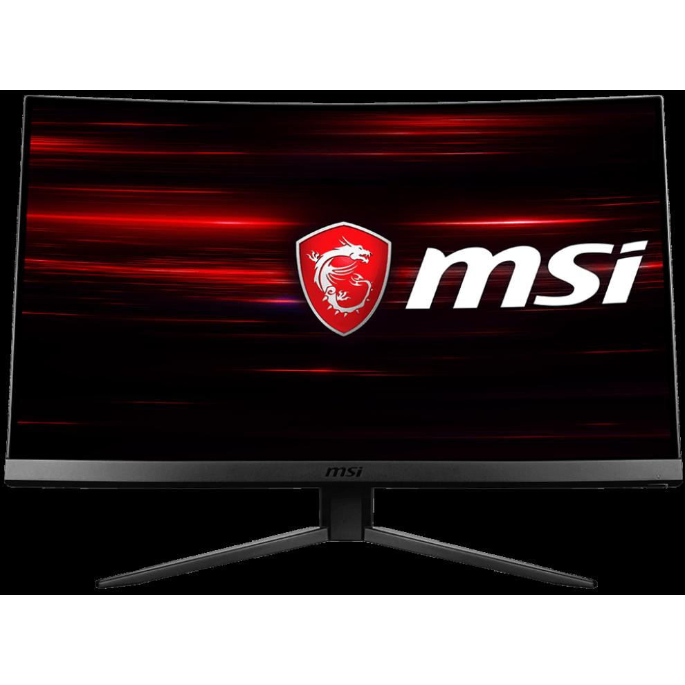 "Fotografie Monitor gaming curbat LED VA MSI 27"", Full HD, Display Port, FreeSync, 144Hz, 1ms, Negru"
