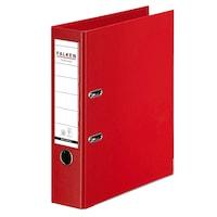 Biblioraft, Falken, Chromcolor, PP exterior, PP interior, rosu, A4, 318 x 285 mm