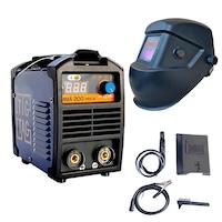 Инверторен електрожен TIGTAG MMA 200Pro R, електрод 1.6-2,5мм, Включени аксесоари
