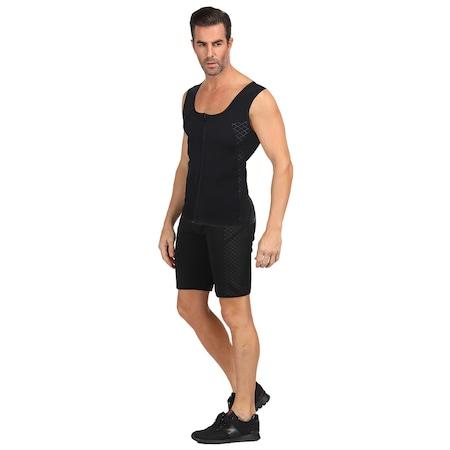Centură Sudație Fitness Cardio Negru | Domyos by Decathlon