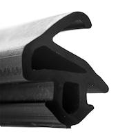 Garnitura etansare termopan Gealan / Aluplast / Trocal, tamplarie PVC, clasa A, de bataie, negru, 20ml