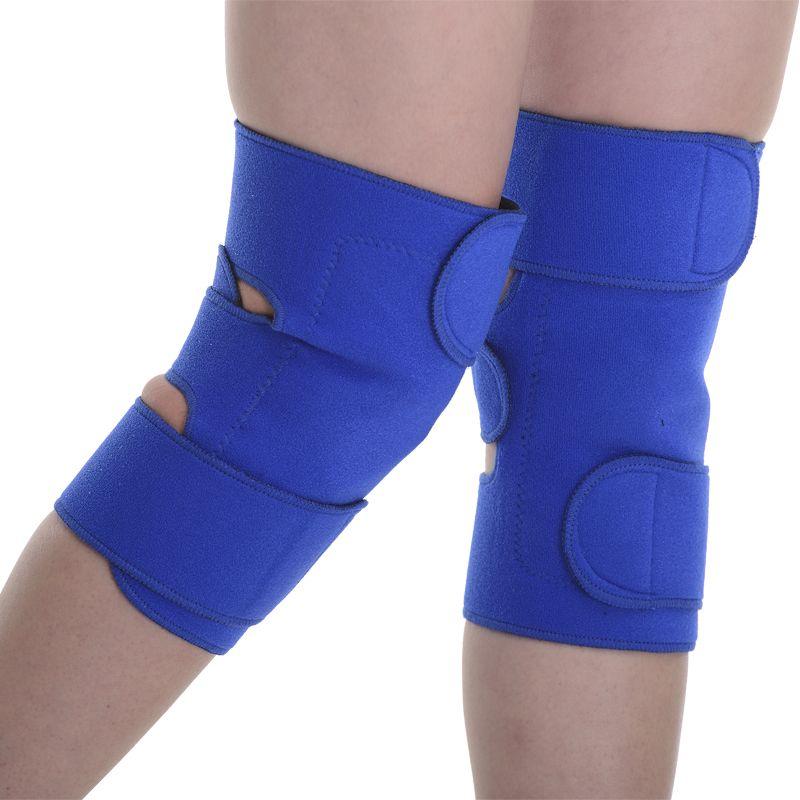 Lampa albastră pentru artroza genunchiului