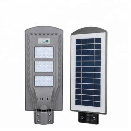 Corp Iluminat Stradal Solar Cu Senzor Si Telecomanda 60w 60leduri Lumina Rece Emag Ro