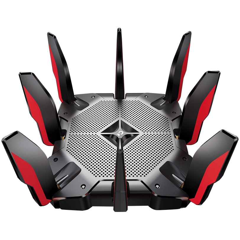 Fotografie Router wireless AX11000 TP-Link Archer Next-Gen Tri-Band Gaming Router