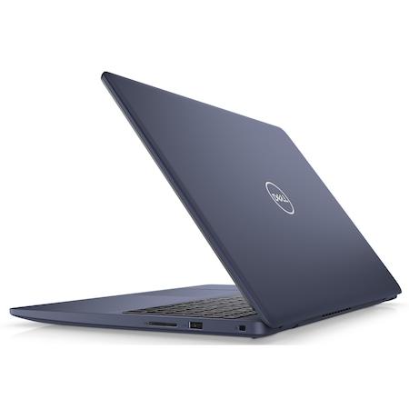 Лаптоп Dell Inspiron 5593 с Intel Core i7-1065G7 (1.30/3.90 GHz, 8M), 32 GB, 1TB M.2 NVMe SSD, NVIDIA MX230 4GB GDDR5, Windows 10 Pro 64-bit, син