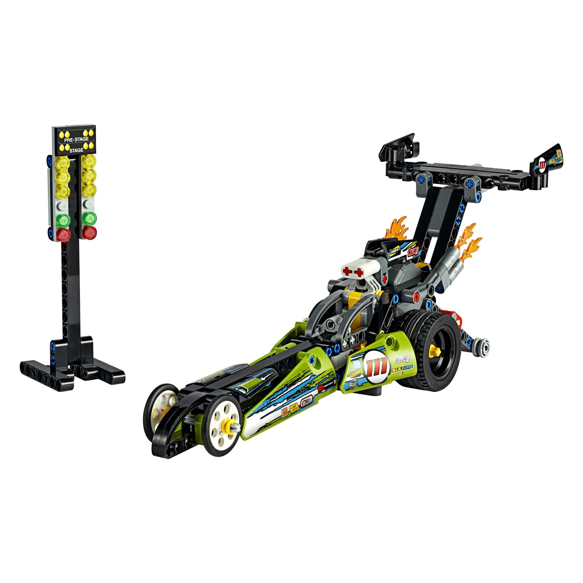 LEGO Technic 42103 Dragster sUOfVn