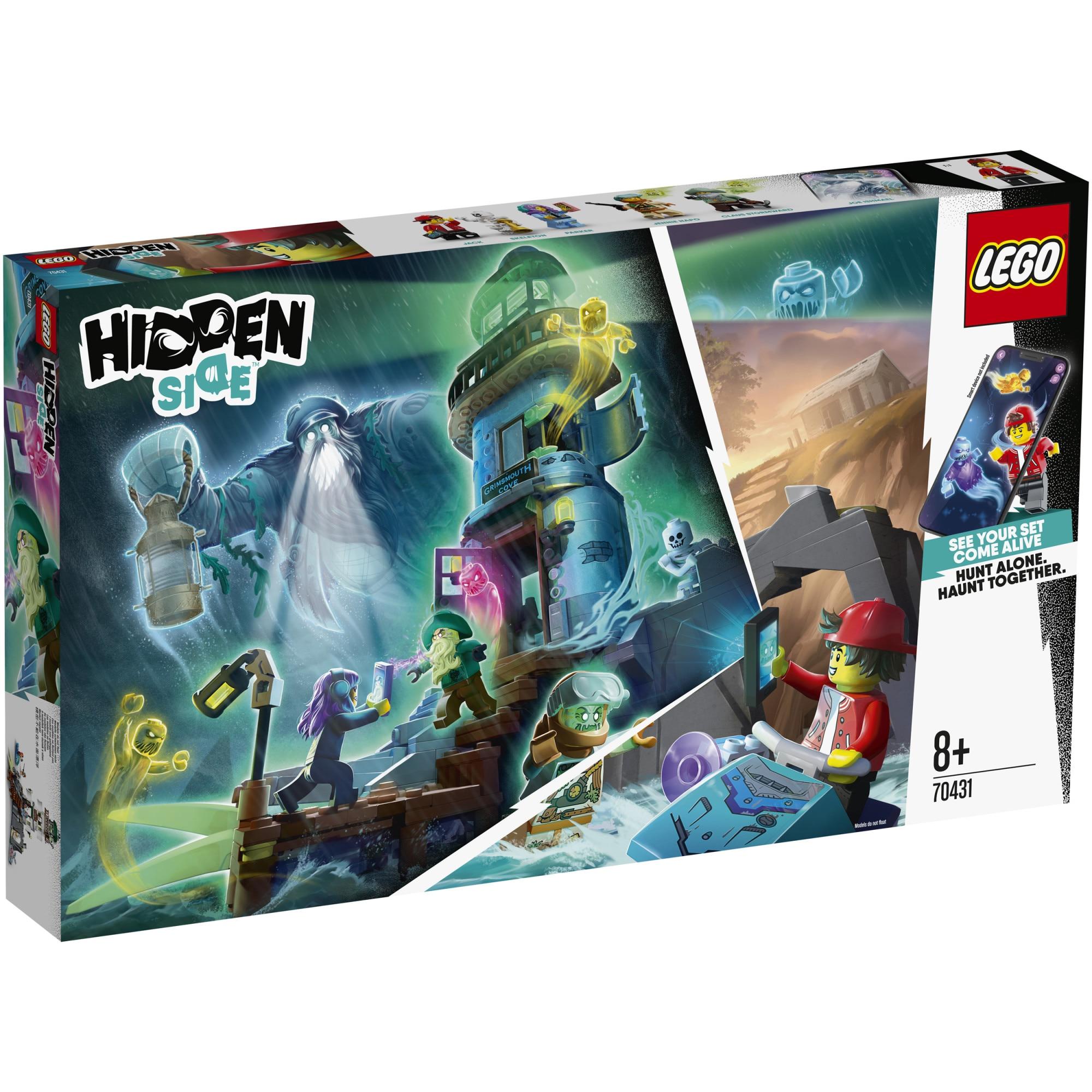 Fotografie LEGO Hidden Side - Farul intunericului 70431