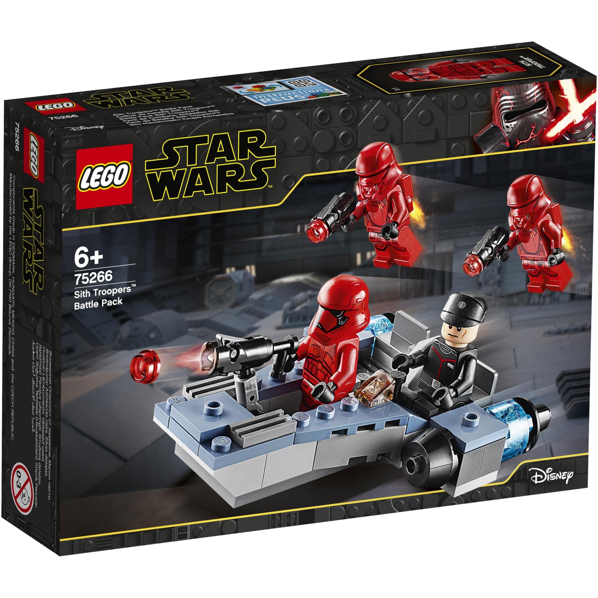 Fotografie LEGO Star Wars - Pachet de lupte Sith Troopers 75266