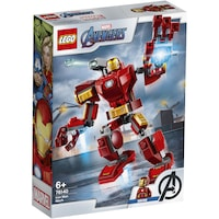 set constructie robot