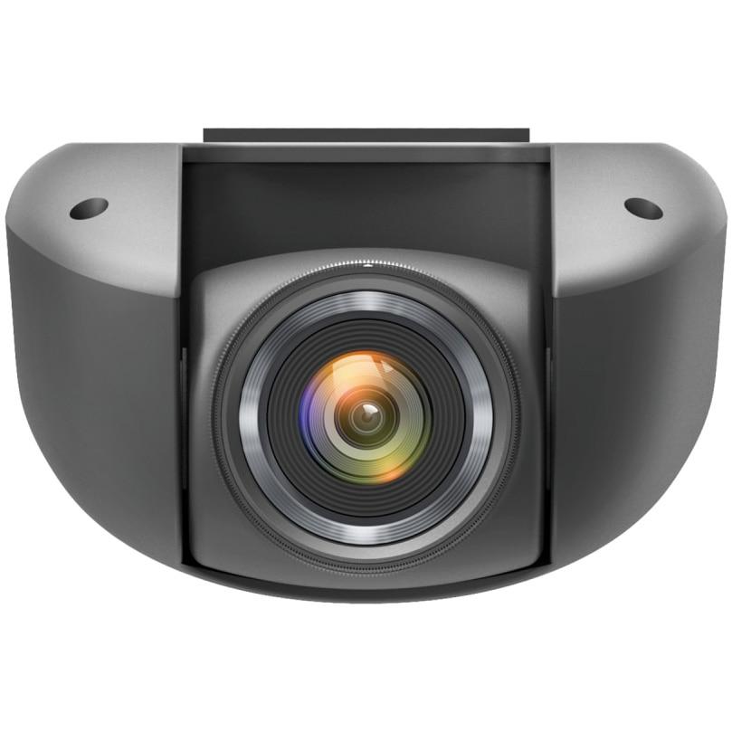 Fotografie Camera auto DVR Kenwood A700W, Rezolutie Quad HD, HDR, Wi-fi, GPS, Filtru polarizare inclus, unghi vizualizare 154°, Senzor G cu 3 axe, Kit alimentare permanenta inclus, Card 16GB inclus, Suport prindere magnetic