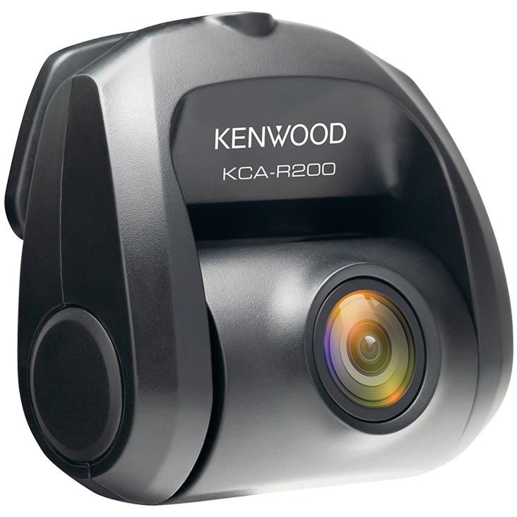 Fotografie Camera auto DVR spate Kenwood R200 compatibila DVR-A601W, Rezolutie QuaD HD, HDR, Unghi de vizualizare 161°