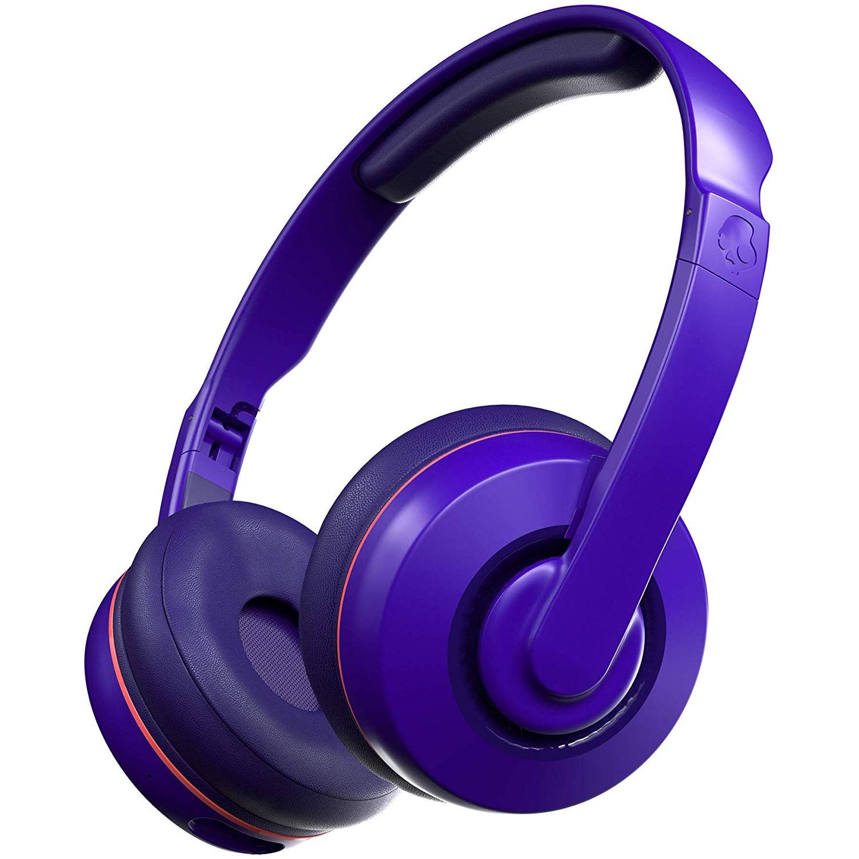 Fotografie Casti Audio On-Ear Skullcandy Cassette, Bluetooth, Retro Surf Purple