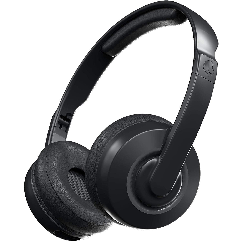 Fotografie Casti Audio On-Ear Skullcandy Cassette, Bluetooth, Black Black Gray