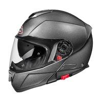 Мотоциклетна отворена каска SMK, GLIDE ANTHRACITE GLDA600, Размер XS
