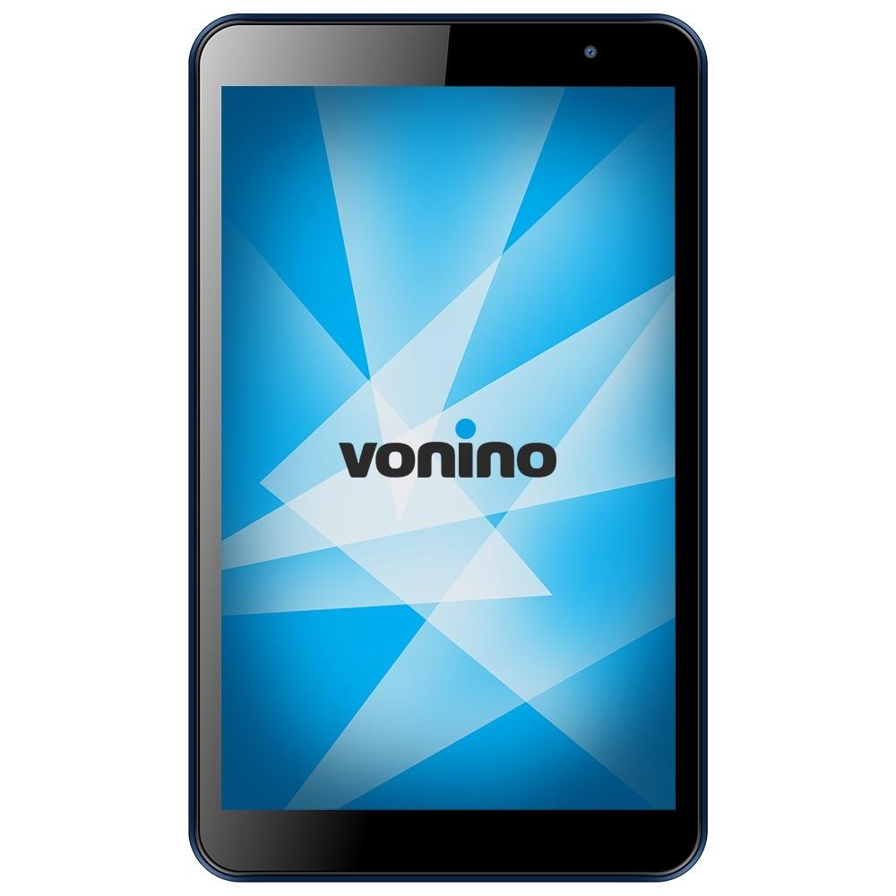 """Fotografie Tableta Vonino Pluri M8 2020, 8"""", Quad Core 1.3 GHz, 2GB RAM, 16GB, 3G, Dark Blue"""