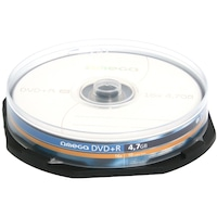 Omega DVD+R 4.7GB, 16X, 10 db