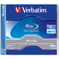 Verbatim BD-R DL , 50GB, 6X