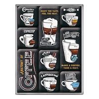 Set magneti Anatomia cafelei
