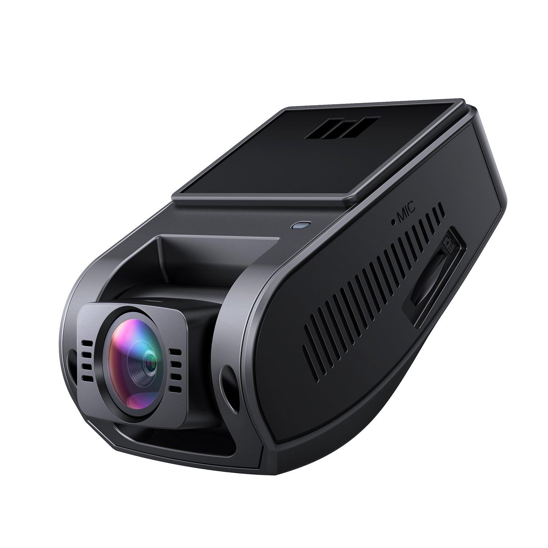 Fotografie Camera auto DVR Aukey DR02J, 4K, unghi de filmare 157°, ecran LCD 1.5'', HDR, detectarea miscarilor, senzor G, neagra