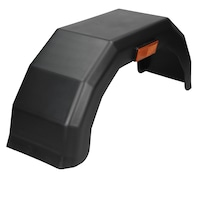 Aripa de plastic pentru remorca, ECD Germany, anvelopa 13 inchi