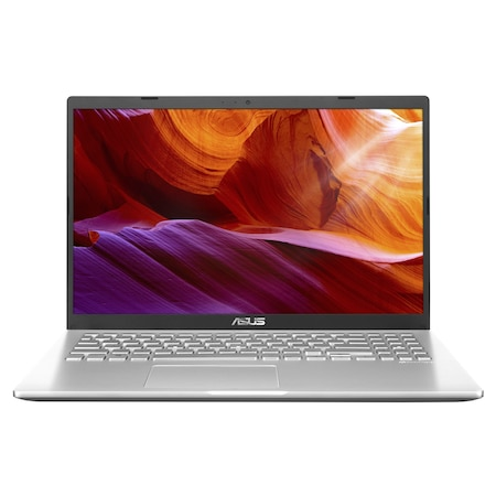 Лаптоп ASUS M509DA-WB50S с AMD Ryzen 5 3500U (2.1/3.7 GHz, 4M), 16 GB, 512GB M.2 NVMe SSD, AMD Radeon Vega 8, Windows 10 Pro 64-bit, сребрист