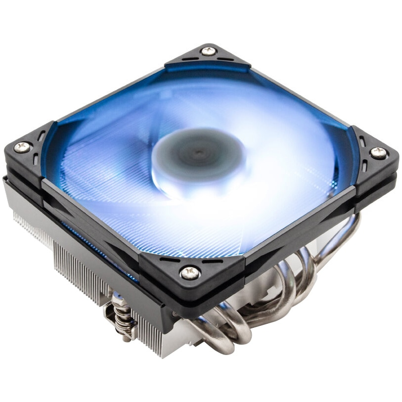 Fotografie Cooler processor Scythe Big Shuriken 3 RGB, Compatible AMD/Intel