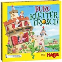 Haba Burg Kletterfrosch társasjáték